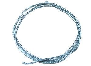 Stahlseil 60 kp, 1mm, (10Mtr.)