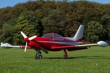 CARF-Models SIAI Turbo Marchetti SF-260(Rot/Weiss)