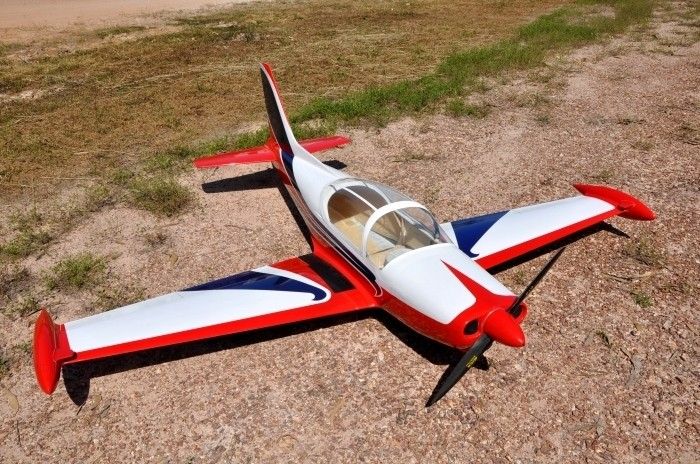 CARF-Models SIAI Marchetti SF-260 (Pioneer Scheme)