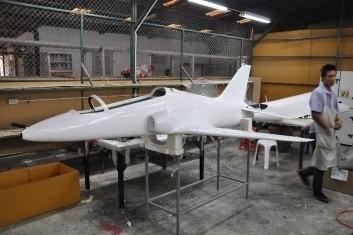 CARF Skygate BAE Hawk (Weiss)