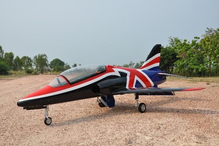 CARF Skygate BAE Hawk (Display Scheme 2010)