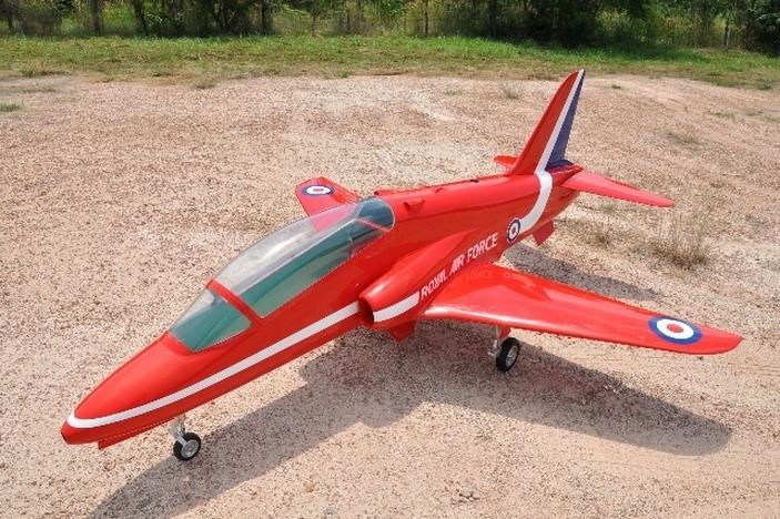 CARF Skygate BAE Hawk (Red Arrows Scheme)