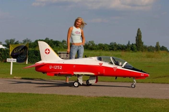 CARF Skygate BAE Hawk (Swiss Scheme)