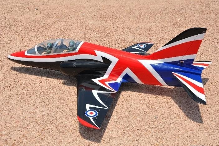 CARF-Models BAE Hawk (Display Scheme 2010)