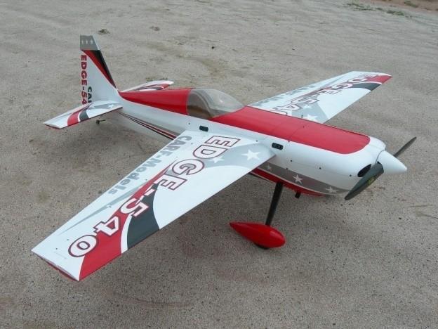 CARF-Models Edge 540 2.6m Airshow Scheme weiss/rot