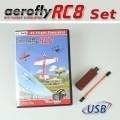 aerofly RC8 , DVD, mit Interface (Hott/Jeti/Core)