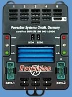 PowerBox Evolution incl. Sensorschalter
