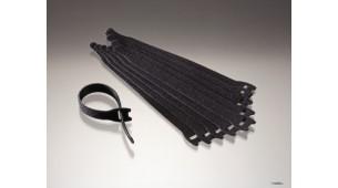Klettband Straps für Akkubefestigung 10 Stk. 200mm