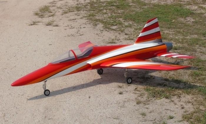 CARF-Models ULTRA Flash EVO - Evolution Red Scheme