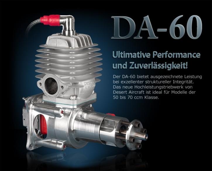 Benzinmotor DA-60 mit Zündung