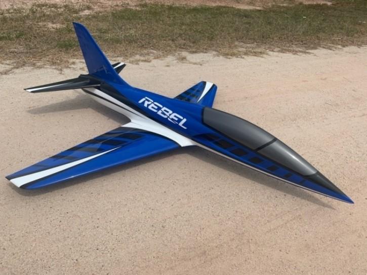 CARF Models REBEL Classic (Launch Scheme Blau)