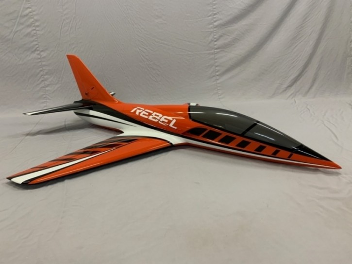 CARF Models REBEL Classic (Launch Scheme Orange)