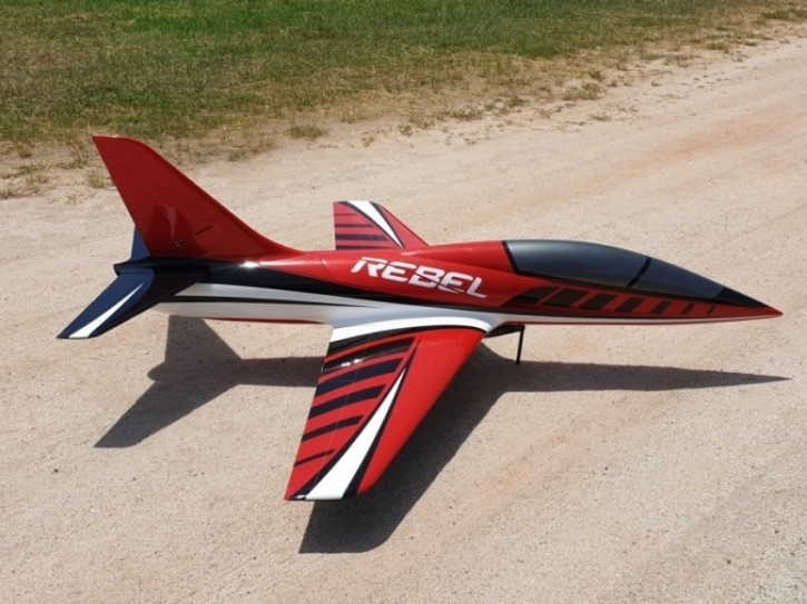 CARF Models REBEL Classic (Launch Scheme Rot)