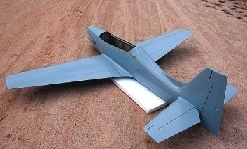 CARF-Models Tucano (Grau)