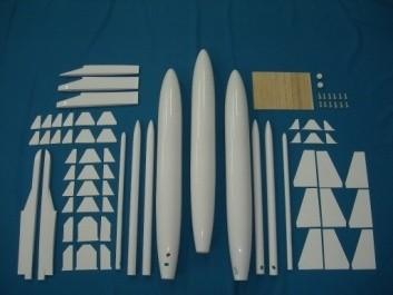 Raketen und Drop-Tank Kit Eurosport Evolution