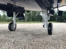 Scale-Einziehfahrwerk A4 Skyhawk