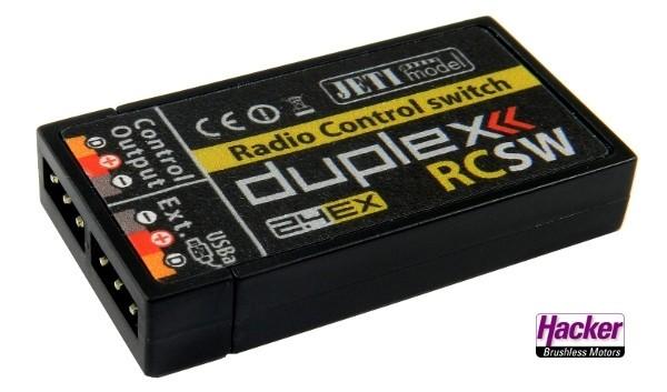 JETI Duplex 2.4EX RC Switch