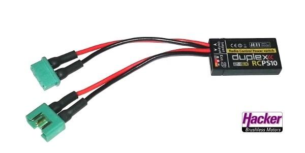 JETI Duplex 2.4EX RC Power Switch 10