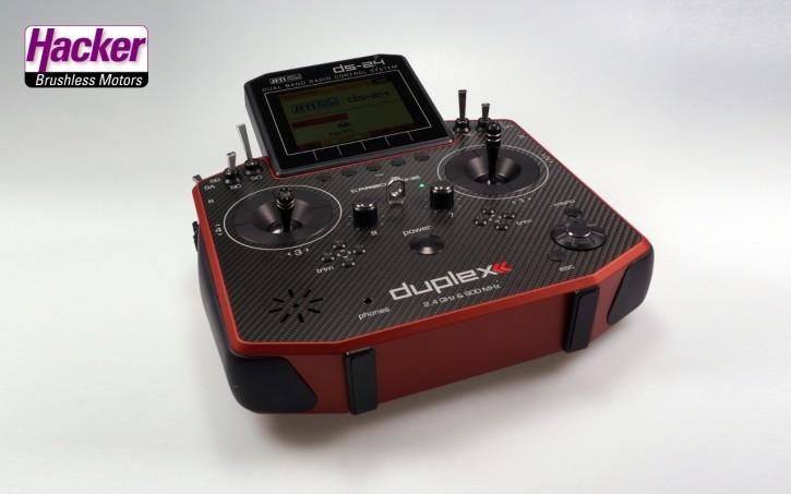 JETI Duplex Handsender DS-24 Dark Orange Multimode