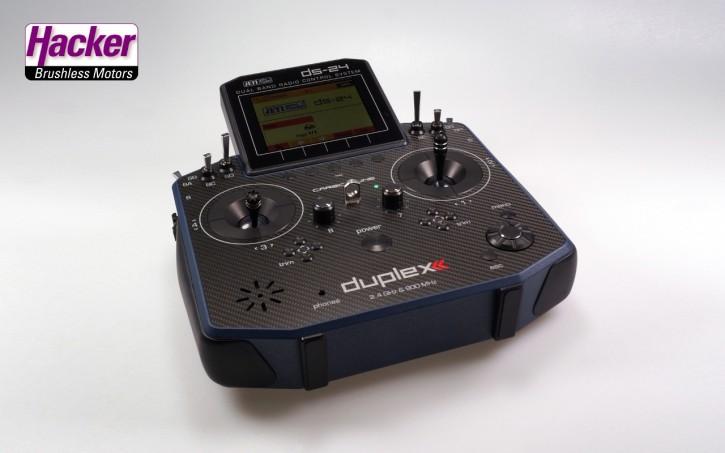 JETI Duplex Handsender DS-24 Dark Blue Multimode