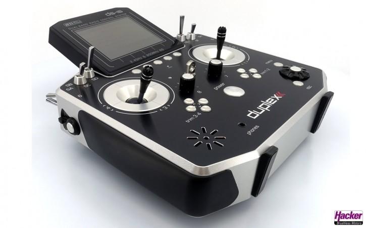 JETI Duplex Handsender DS-16 II Silver Multimode