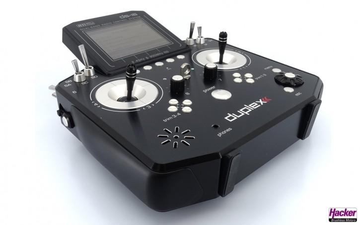 JETI Duplex Handsender DS-16 II Black Multimode