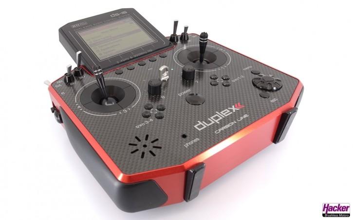 JETI Duplex Handsender DS-16 II Red Multimode