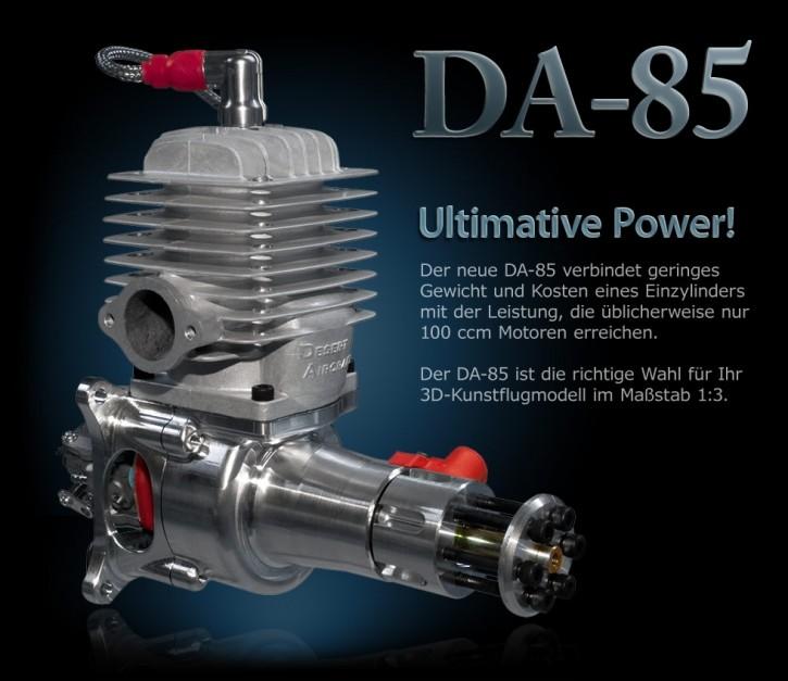Benzinmotor DA-85 mit Zündung