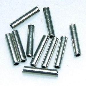 Quetschhülse für 0,85mm Seil 10er Pack.