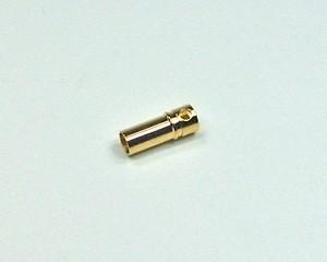 Goldstecker 3,5mm Buchse