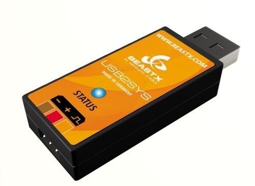 USB2SYS Interface für MICROBEAST
