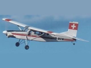 Pilatus Porter Swiss 1580mm