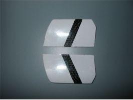 Paddelset Carbon sw/ws 58mm