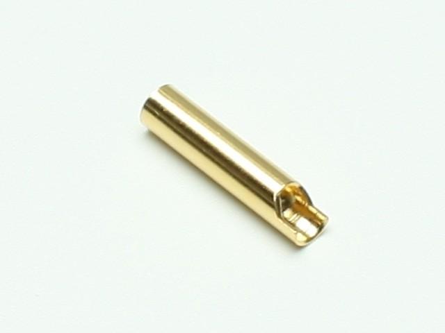 Goldstecker 4mm Buchse