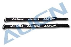 Klettband für Akkubefestigung 2 Stk. 360mm