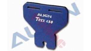 Rotorblatthalter Blau 450er