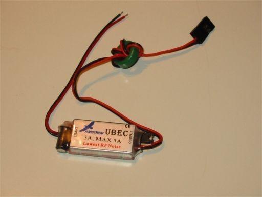 Hobbywing Switch-Mode UBEC 5V/6V 3A