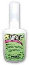 PACER ZAP-A-GAP CA+ Sekundenkleber 28,4g Mittel