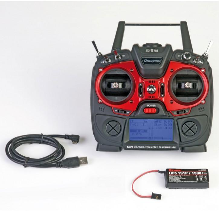 Graupner Einzelsender MZ-12 Pro Hott
